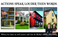 Actions speak louder then words just sold real estate post cards design #708 marketing for realtors that is proven to generate leads. Try our just sold postcards, just listed postcards, and prospecting postcards, farming cards that are proven effective to kick star your career.